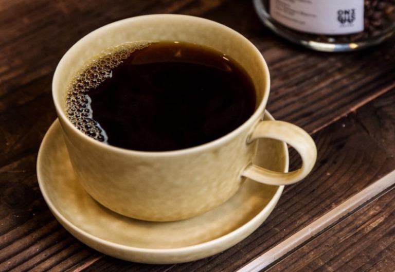 「original color  cup & saucer」  ONIBUS COFFEE
